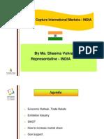 How to Capture International Markets