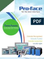 Pro-Face Brochure 2013