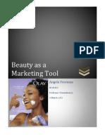 Beauty as a Marketing Tool Final Paper