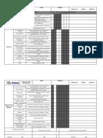 Form.25 - Check-List de Entrega