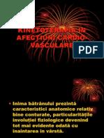Kinetoterapia in Afectiuni Cardio-Vasculare