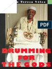 Drumming for the Gods New