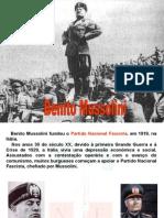 Mussolini André