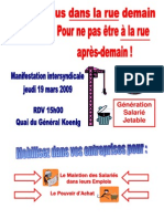 Tract Manif+Du+19!03!09 Crise