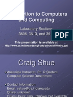 Computing and Hardware and software