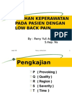 Askep Low Back Pain Ns.reny