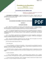 Decreto 89817 Nova Redacao