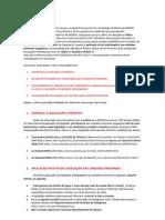 Manifesto antifumo prisional do Diretor de Relações Públicas ASSIPES.