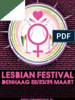 LesBian Festival Programma