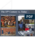 black death-revolts-hundred years war-schism