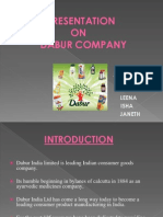 dabour company .ppt