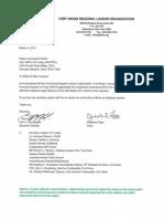 FDRLO response- Army 2020 Programmatic Assessment