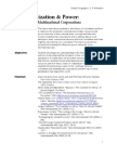 Global Geography 12 - Industrialization