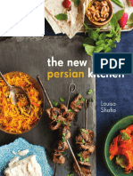 The New Persian Kitchen by Louisa Shafia - Recipes