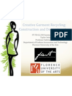 Creative Garment Recycling
