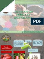 Catalogo de Semillas Hortalizas SKYBETA