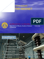 1 Listrik Magnet(Muatan Diskrit)