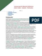 Manual de operaciones para la Estación Reductora Ambato del Poliducto Quito