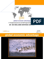 Global Economic Advantage