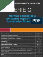 NIF serie C - 1, 2, 3, 4, 5 y 6.