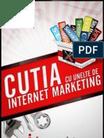 Cutia Cu Unelte de Internet Marketing