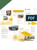Pgde Prog Brochure 2013