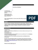 ED510 3.0 Syllabus Template
