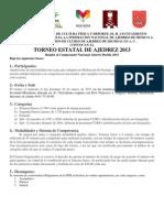 Convocatoria Torneo Puebla