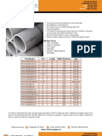 PVC Pipe Conduit Bends SCH 40