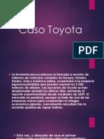 Caso Toyota 2
