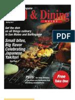 San Mateo Burlingame Food & Dining Guide
