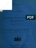 Transvaal Papers r 00 Grea