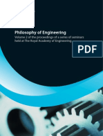 Philosophy of Engineering-Vol 2