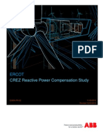ABB  Reactive Power Compensation Study