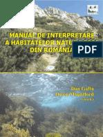 98864522 Manual de Interpretare a Habitatelor