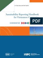Sustainability Reporting Handbook for Vietnamese Companies