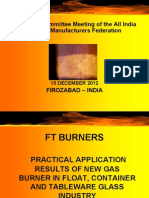 Innovations in Burner Design and Operations
