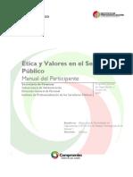 Manual Etica y Valores