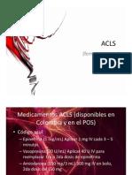 Taquiarritmias ACLS