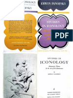 E.panofsky,Studies in Iconology