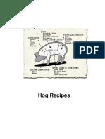 Hog Recipes
