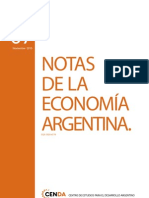 CENDA Informe Macroeconomico 07