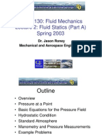 Lecture2 Fluid Static