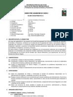 CF 221 Matematica II 2009 II