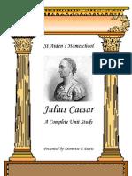 Julilus Caeser - Bio and Lesson Activities by Donnette Davis, St Aiden's Homeschool