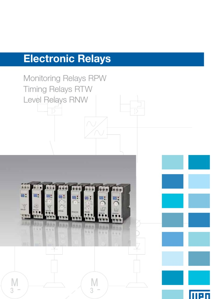 Electronic Relays Relay Switch Lifespan