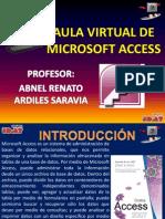 Aula Virtual de Microsoft Access