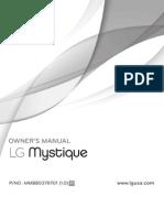 UN610 Mystique Manual ENG