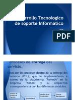 Desarrollo Tecnologico de Soporte Informatico