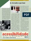 Acessibilidade - há muito o que fazer CREA RS